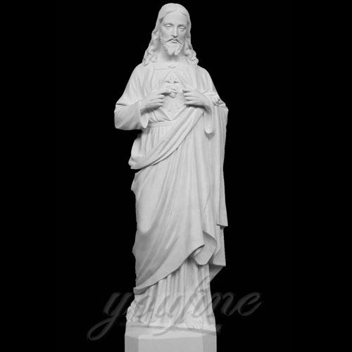Blessing Sacred Heart of Jesus Christ Garden Religious Statues Design