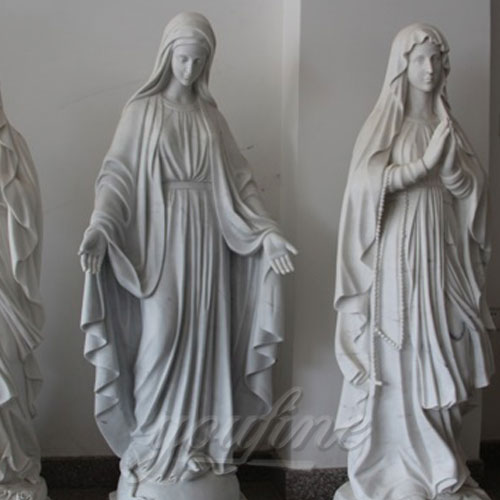 Highly Polished Famous Religious Our Lady of Grace Statues Mary 170CM Wholesale