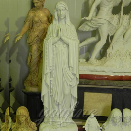 Blessed Virgin Mary Statues Lady of Grace Religious Statue for Sale