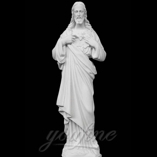 Buy Religious Sacred Heart of Jesus Statues for Interior Church Decor