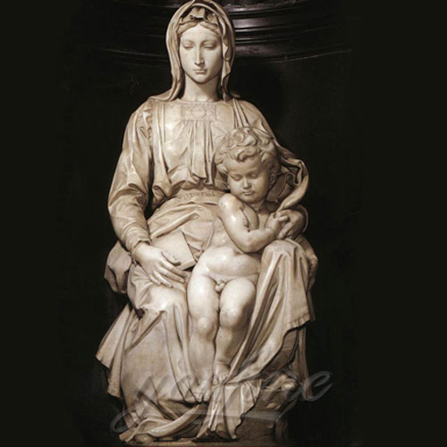 New Design Christian Religious Virgin Mary Marble Statues for Sale