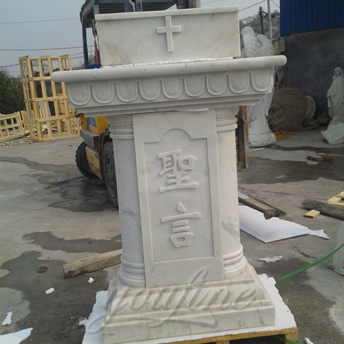 Religious Statues of Modern Church Pulpit decoration for sale