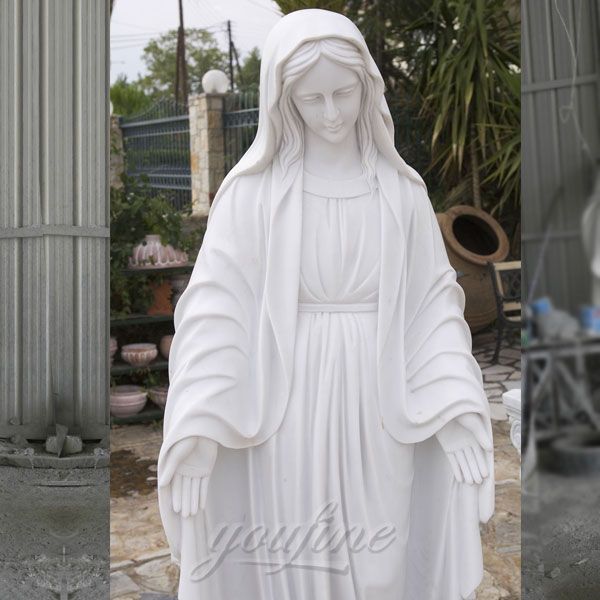 Church statue of the virgin mary for sale