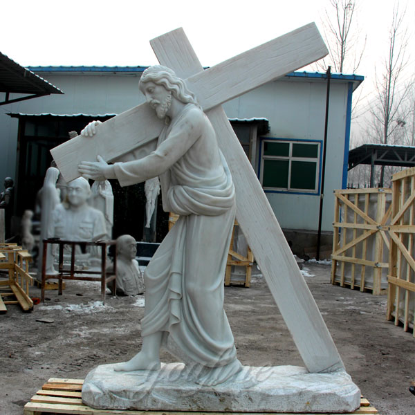 Marble stations of the cross catholic religious statues for sale