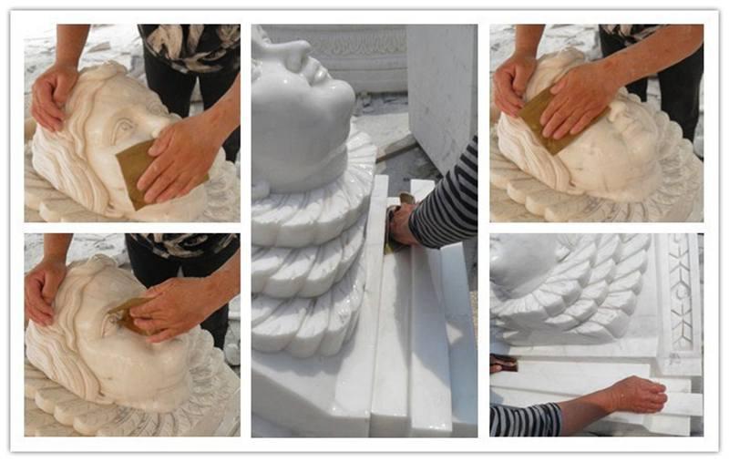 Religious Marble Sculptures